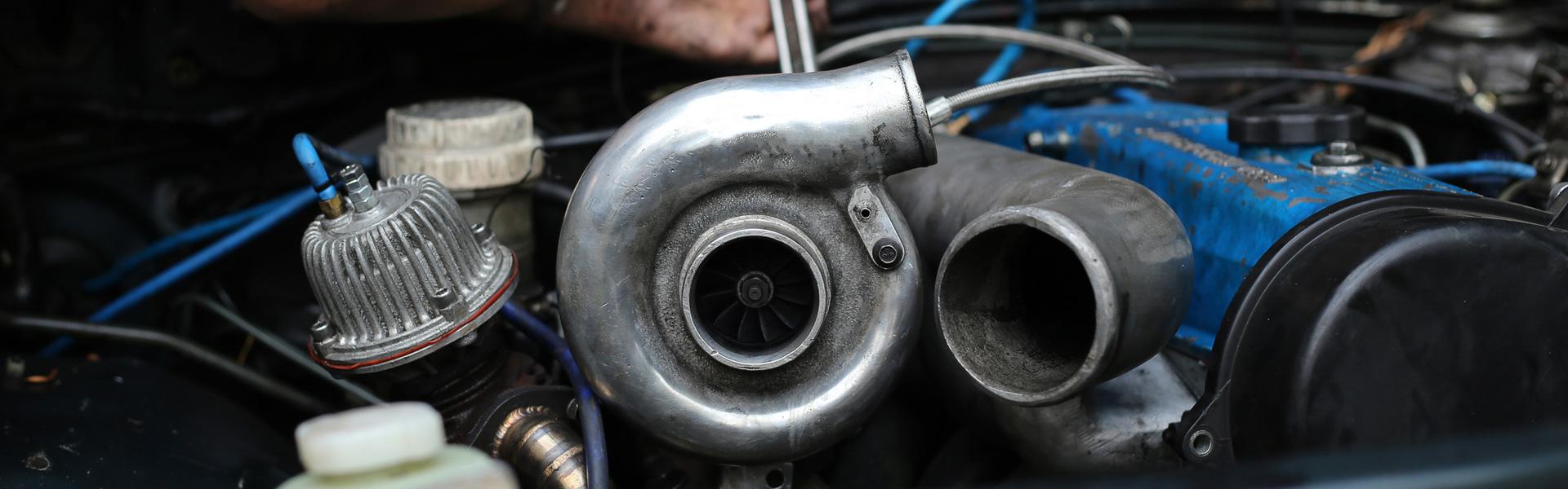 turbo udskiftning of reperation